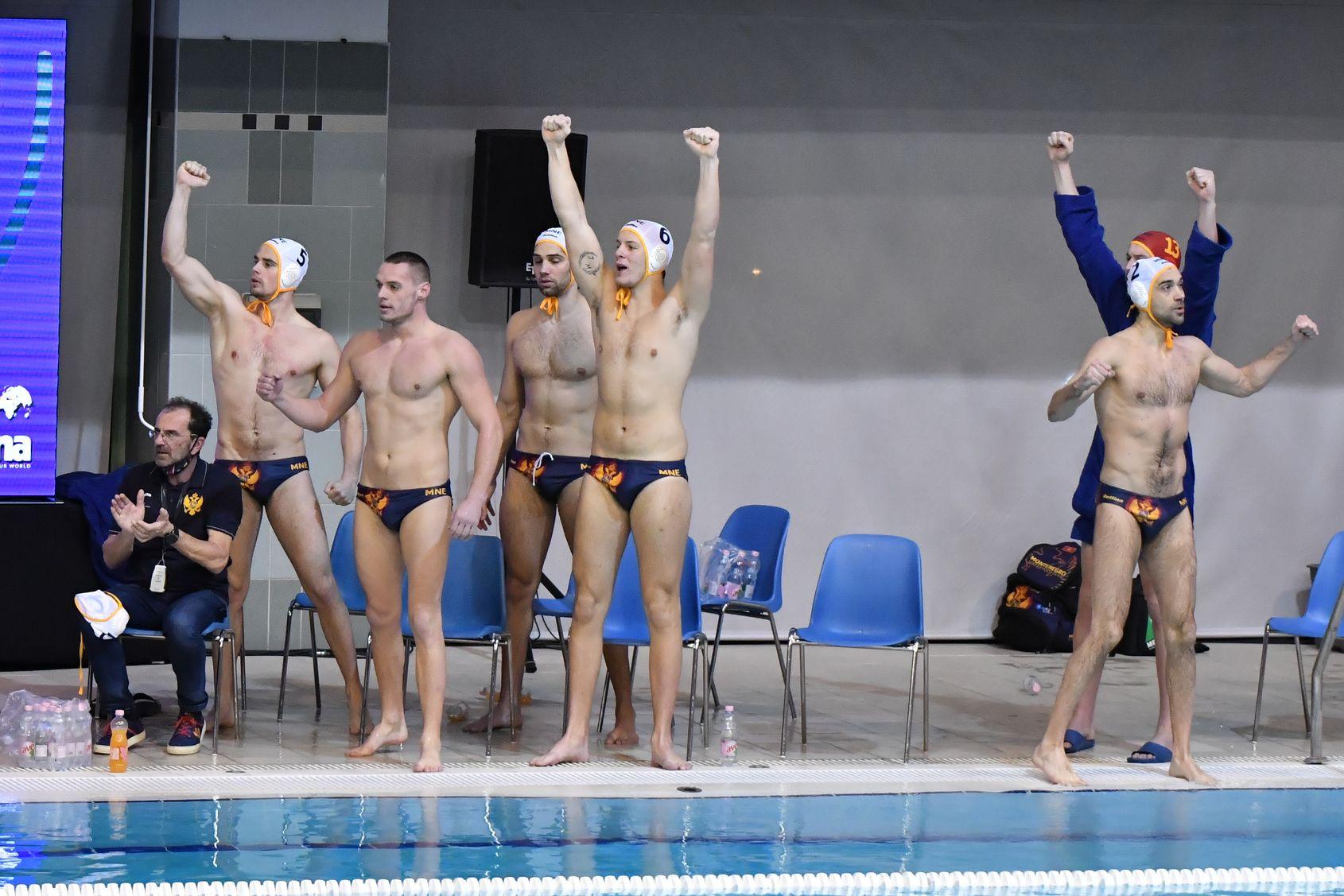Crna Gora danas sa Italijom za finale