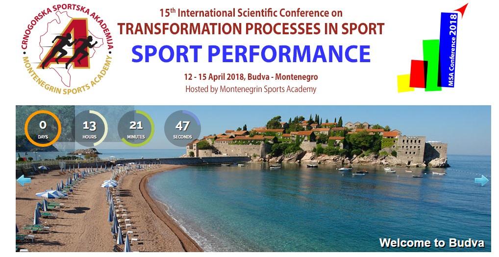 """Preko 350 učesnika: U petak otvaranje konferencije """"Transformacioni procesi u sportu – sportska dostignuća"""""""
