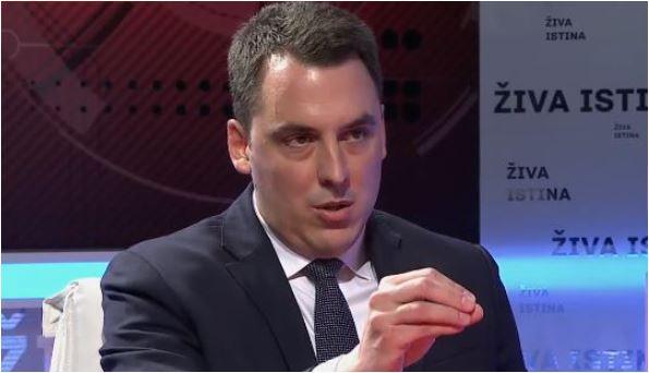 Vuković: Osuđujem ogavnu kampanju protiv Bečića