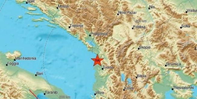 Balkan se ne smiruje: Novi zemljotresi u Albaniji