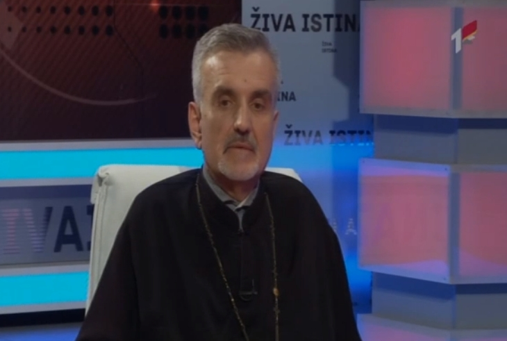 Radulović: Crkva i politika ne idu zajedno