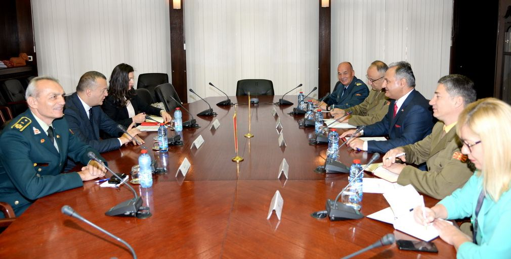 """""""Bezrezervna podrška Crne Gore Sjevernoj Makedoniji ka članstvu u NATO-u"""""""