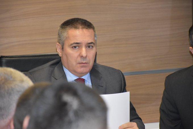 Veljović: Nastavićemo pojačane aktivnosti prema kriminalnim grupama