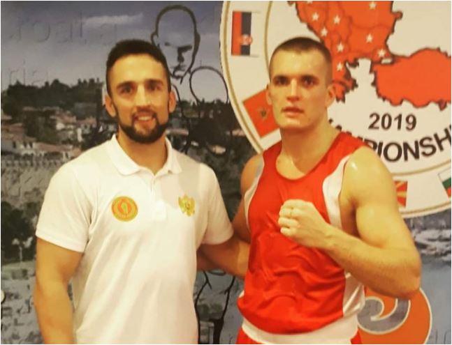 Husović prvak Balkana