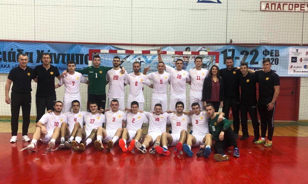 Kadetima srebro na Mediteranskom prvenstvu