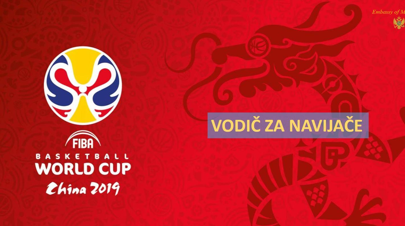 Vodič za navijače Crne Gore u susret Svjetskom prvenstvu u Kini