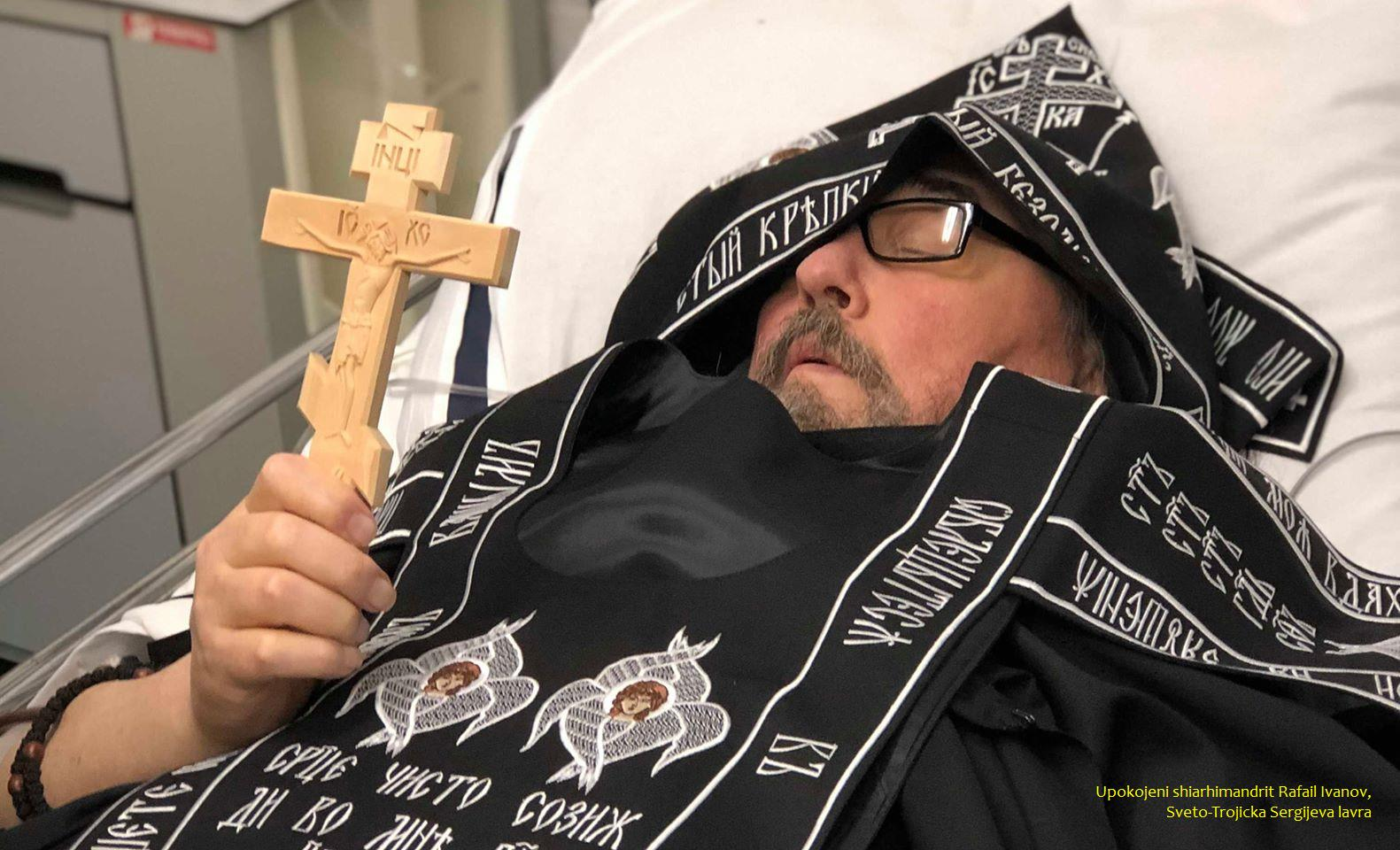 Korona: Umrlo preko 50 sveštenika i monahinja Ruske crkve