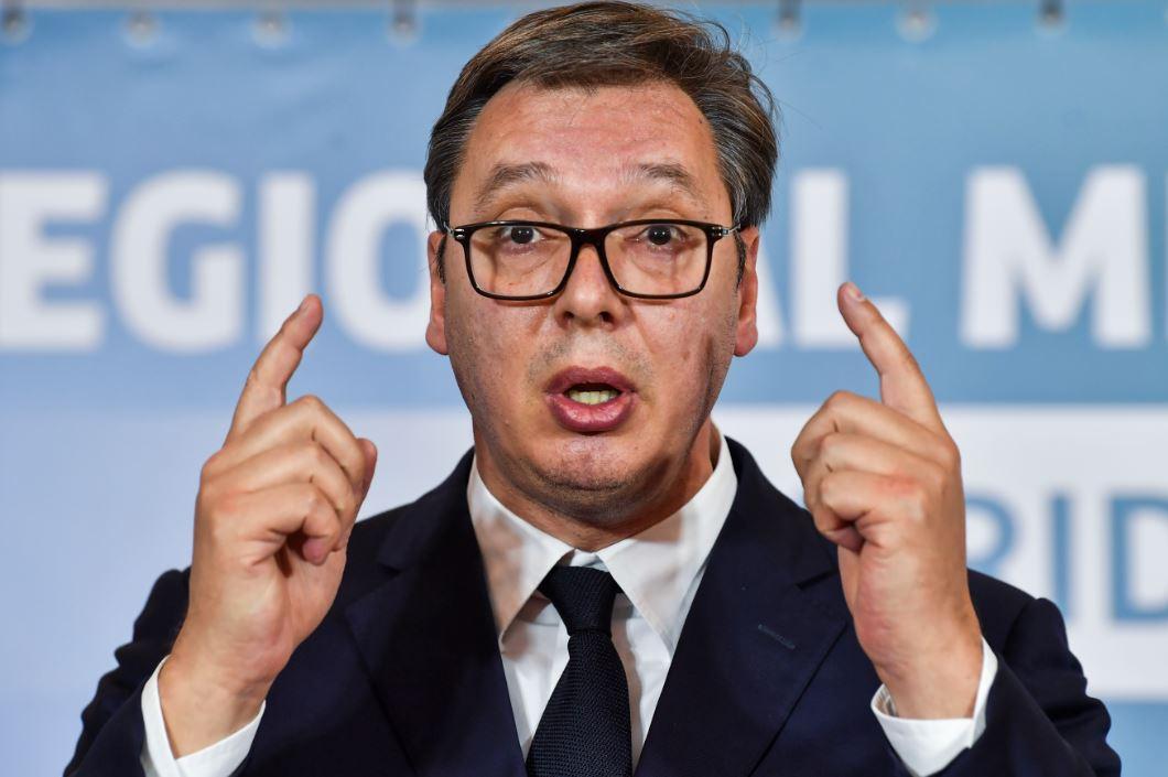Vučić: Ja sam hronično bolestan čovjek