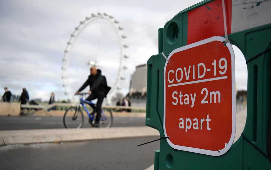 Velika Britanija prva po broju umrlih u Evropi