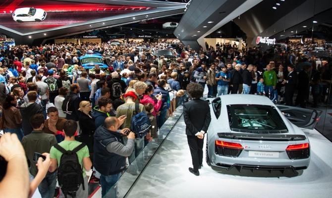Više od 20 auto-kompanija otkazalo učešće na sajmu u Frankfurtu