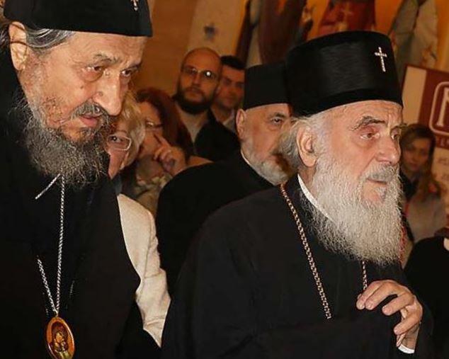 BORBA ZA PREVLAST U SRPSKOJ PATRIJARŠIJI: Atanasije Jevtić napao patrijarha Irineja i članove Sinoda