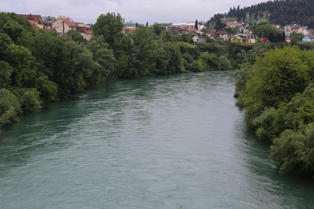 Potraga za tijelom u Morači i danas bezuspješna