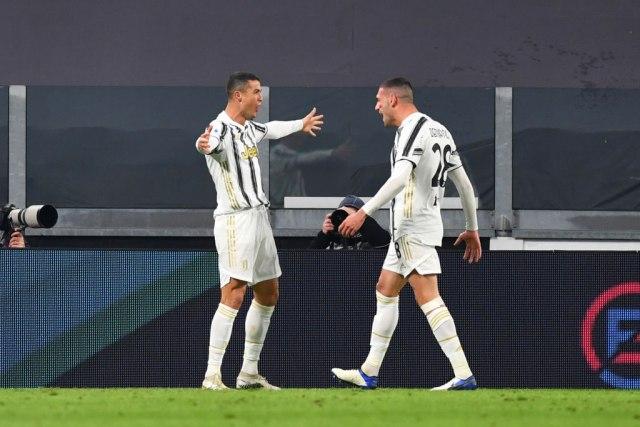 Ronaldo srušio Kaljari