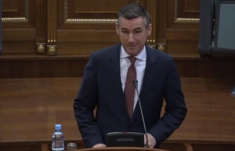 Veselji: Taksa je postigla svoj efekat, iako je prema Srbiji malo i 1000 odsto