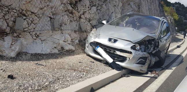 Sudar nekoliko vozila na putu Cetinje-Budva, povrijeđeno više osoba