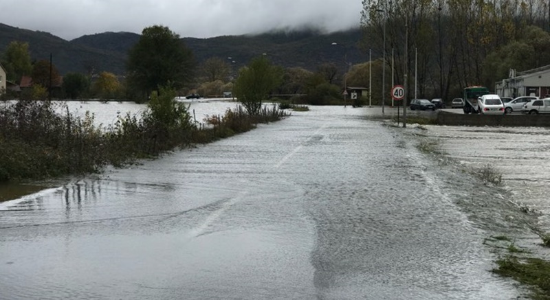 Vodostaj rijeka u blagom padu, stabilno i oko područja Skadarskog i Bojane