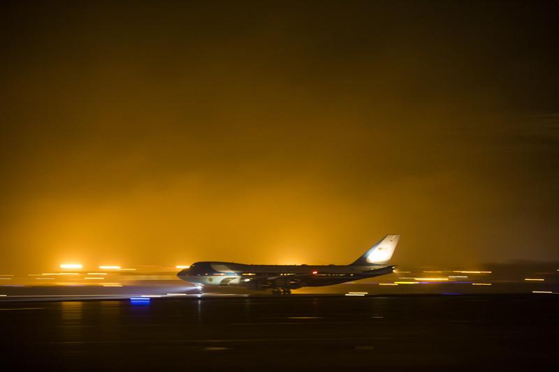 Evakuisana avio-baza zbog dojave o bombi