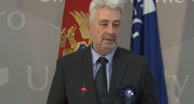 Dogovorena koalicija DF-a, SNP-a, Narodnog pokreta, Prave CG: Nosilac Zdravko Krivokapić