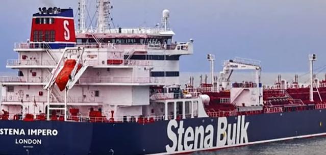 """""""Moguć rat ako Iran nastavi da plijeni brodove"""""""