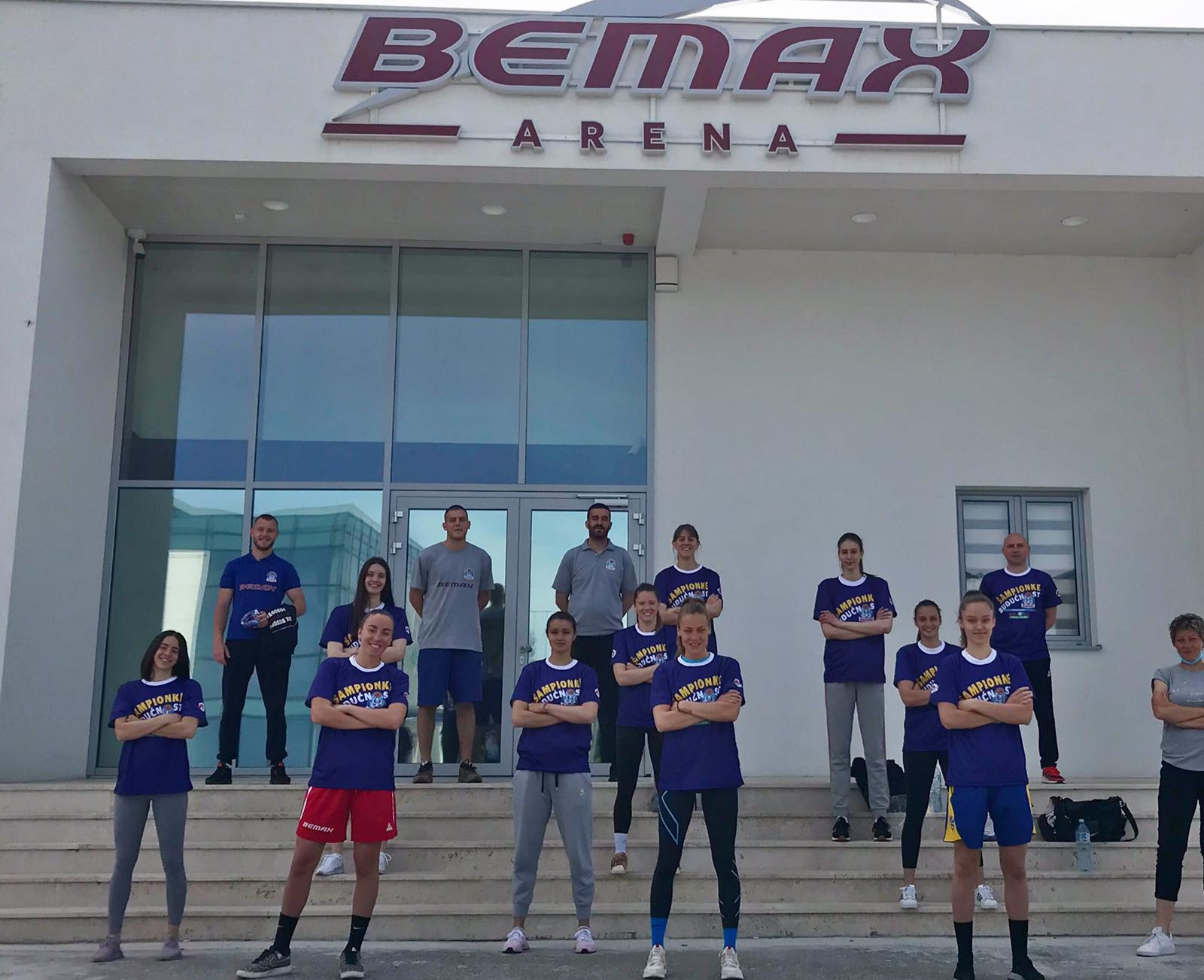 Budućnost Bemax od danas ponovo na okupu