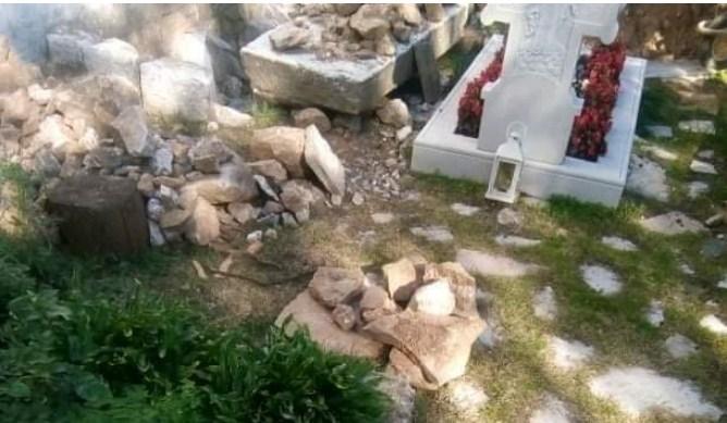 Raskopavanje grobnice je više od kršenja zakona