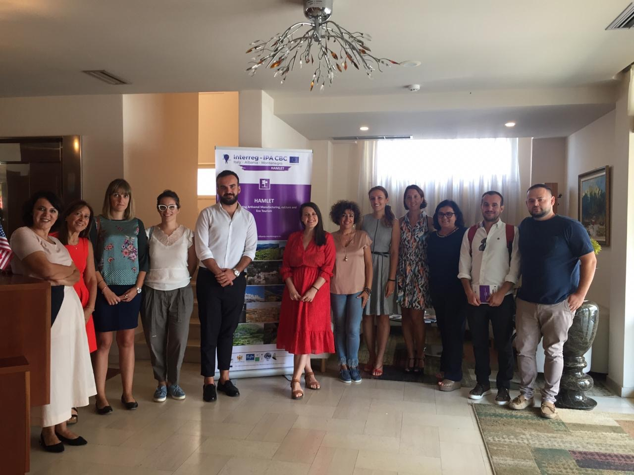 U Albaniji održan partnerski sastanak IPA projekta HAMLET