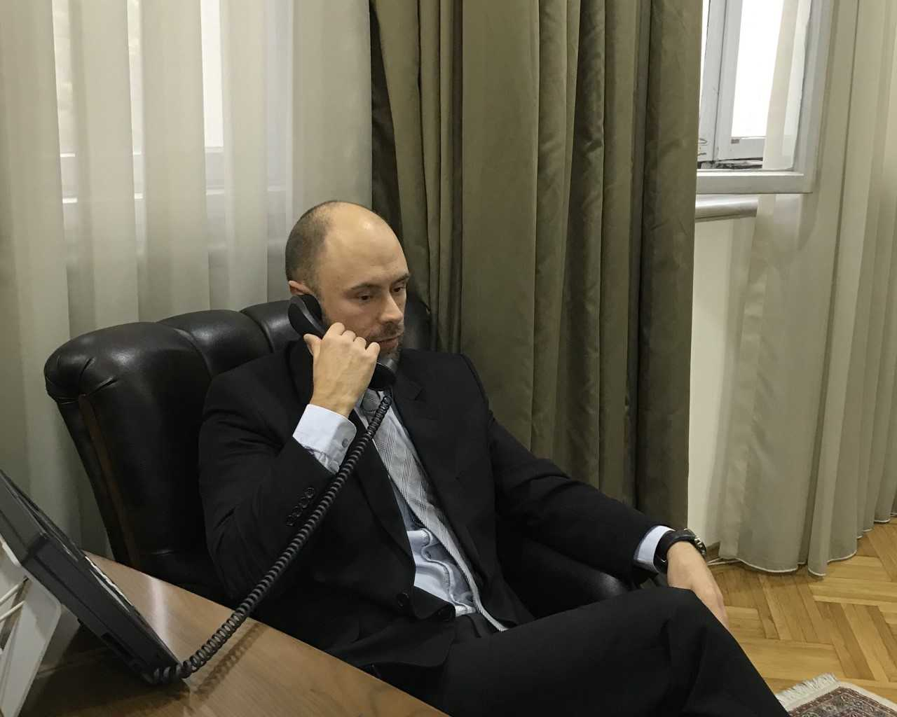 Ministar objašnjavao poteze nove vlasti: Ambasadore Kvinte interesovala ekspresna izmjena zakona