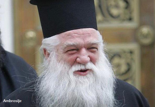 Amfilohijanstvo i u Grčkoj crkvi: Mitropolit ekskomunicirao premijera i dva ministra