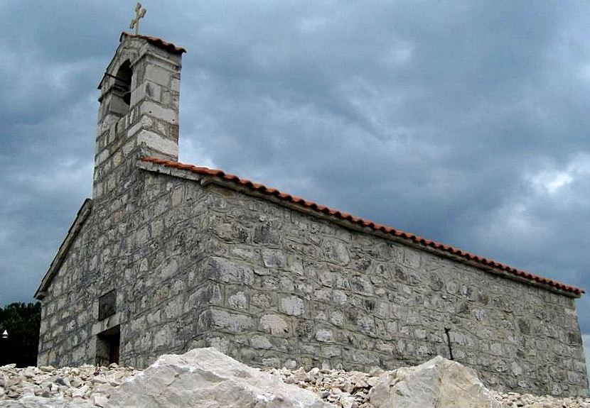 Черногорская православная церковь (1889)