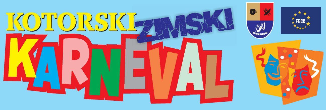 Tradicionalne zimske kotorske karnevalske fešte počinju u subotu