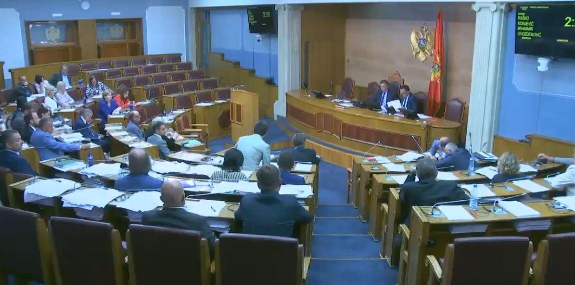 Parlament izabrao nove članove Odbora za izborne reforme