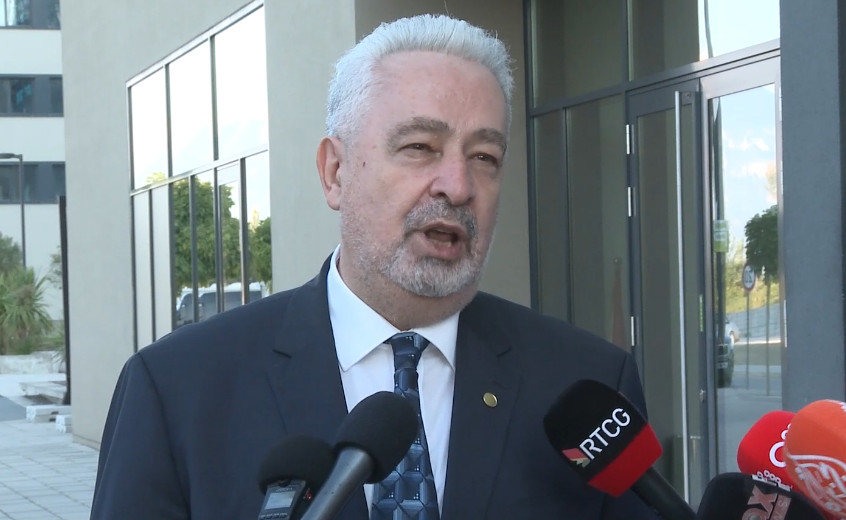 Krivokapić: Atak na imovinu krenuo formiranjem tzv. CPC čiji cilj nije bio vjera