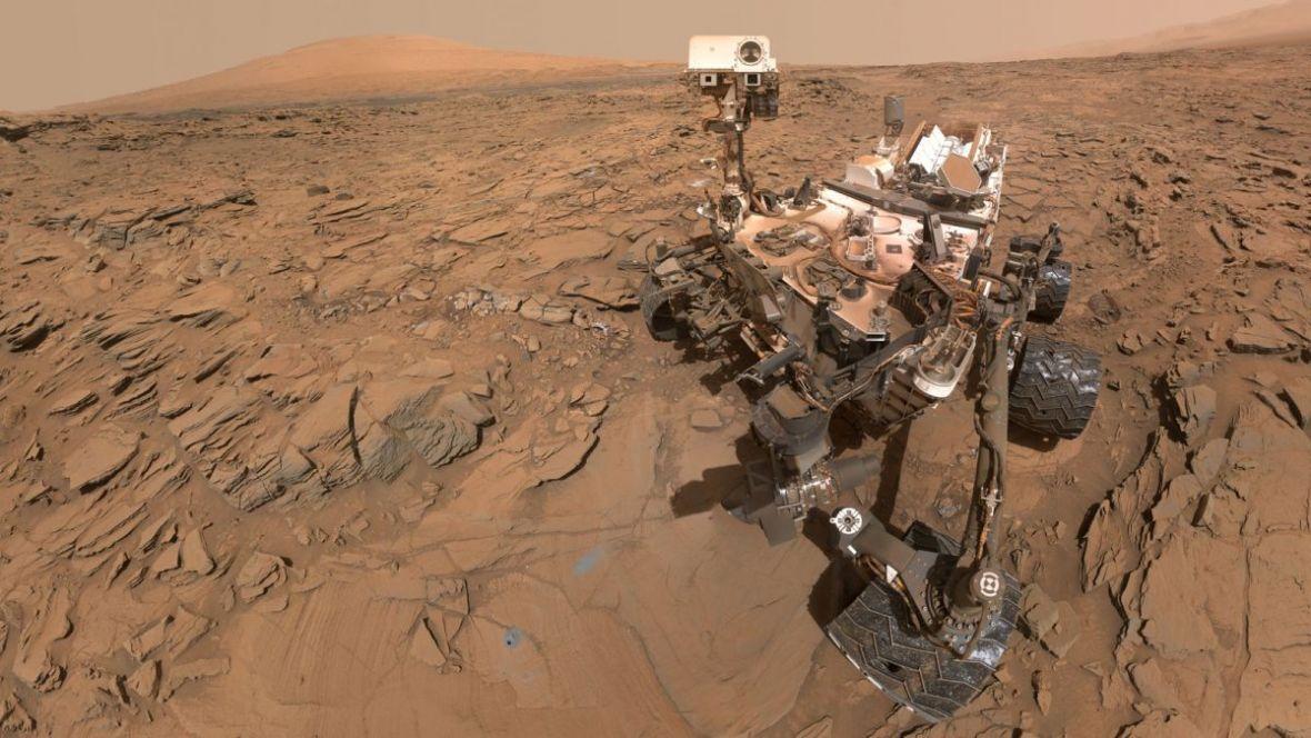 NASA objavila fotografiju: Zora na Marsu