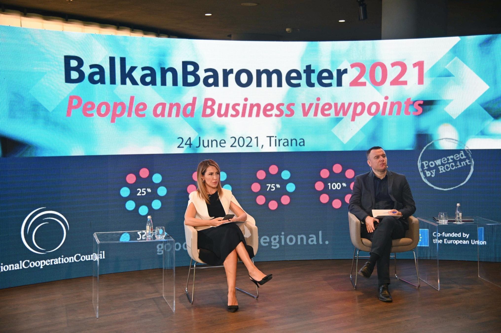 RCC: Neizvjesnost i ugroženost glavne brige građana Zapadnog Balkana