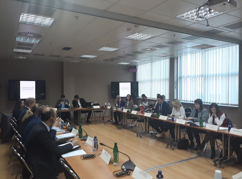 NaPododboru za ekonomska i finansijska pitanja i statistiku ocijenjen napredak u procesu reformi
