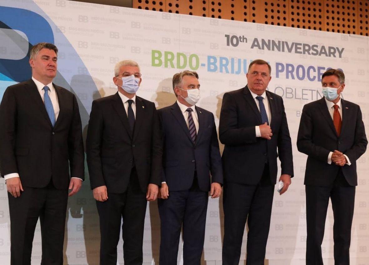 Komšić o samitu Brdo-Brioni: Nije bilo prijatno, vratili smo se u balkansku krčmu