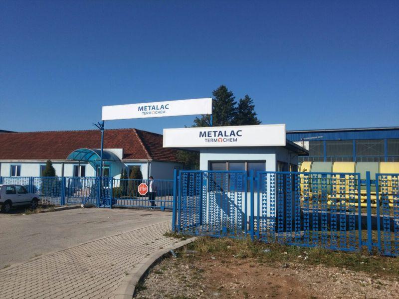 Proizvodnja u nikšićkom Metalcu počinje 20. januara
