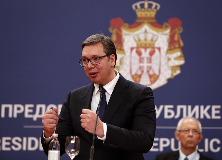 Vučić: Sramota je to što je CG uradila, mi se ponosimo time da otkrivamo zaražene