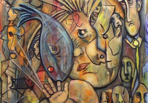 Izložba Mila Albijanića u Tivtu