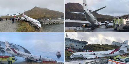 Aljaska: Avion iskliznuo sa piste, jedna osoba poginula