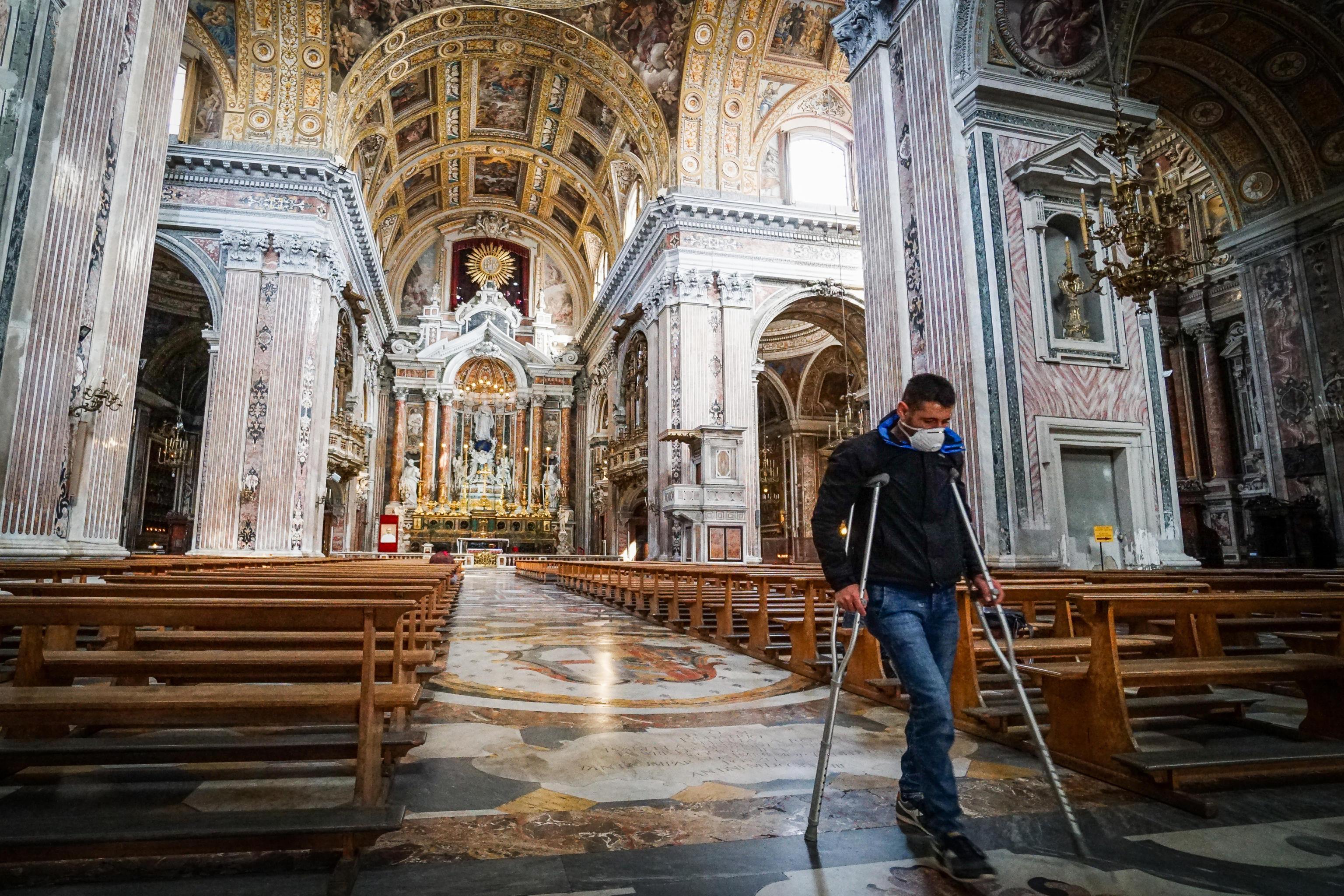 Kalifornijska crkva Betani kao SPC, u Sakramentu 71 inficirani vjernik