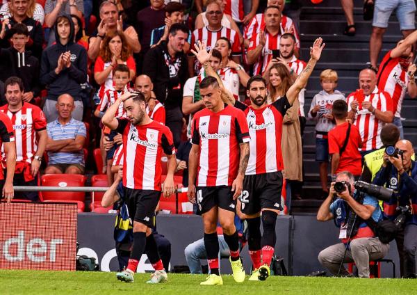 Bilbao novi lider lige!