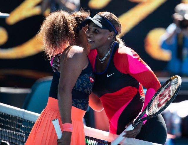Serena podržala Osaku
