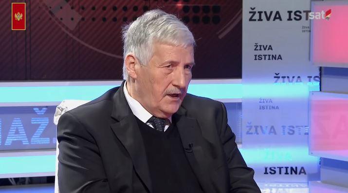 Burzan: Vučić i Rusija podržavaju bunt u Crnoj Gori