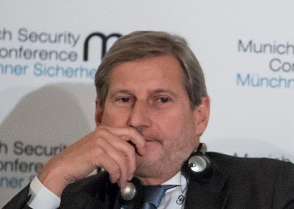 Han: Politički kompromis na Balkanu mora biti nagrađen
