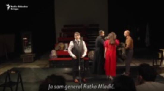 NUNS traži reakciju nadležnih na napade na reditelja i glumce predstave o Srebrenici