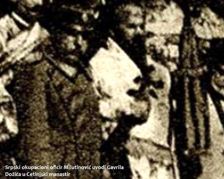 FOTO-PRIČA: Iz Srbije 1921. ustoličili svoga prvoga arhijereja u Crnoj Gori