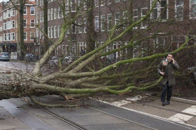 Žrtva olujnog nevremena: U Gracu poginula jedna osoba