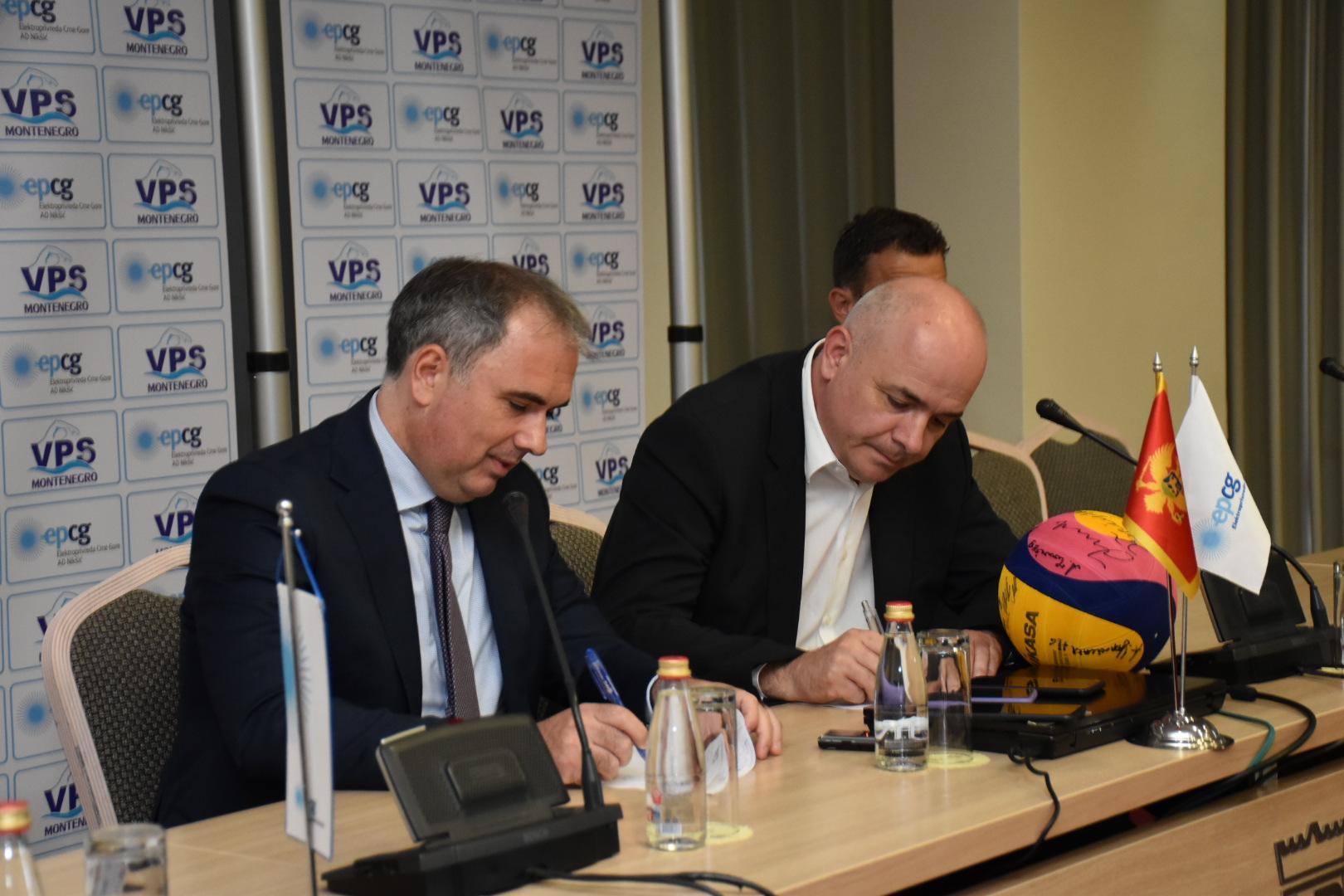 Sponzorstvo vrijedno 170.000: EPCG i dalje uz crnogorske ajkule