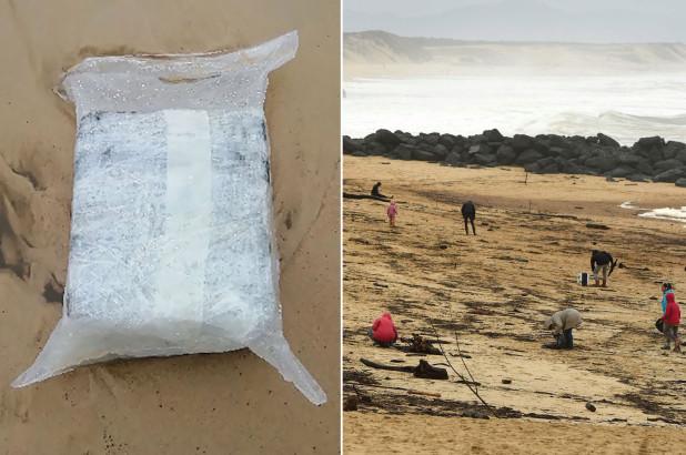 Isplivalo 760 kilograma kokaina kod francuske obale